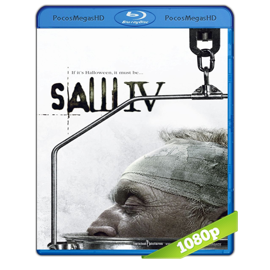 Saw IV (2007) V. ExTendida BrRip 1080p Audio Ingles 5.1 + Subtitulos