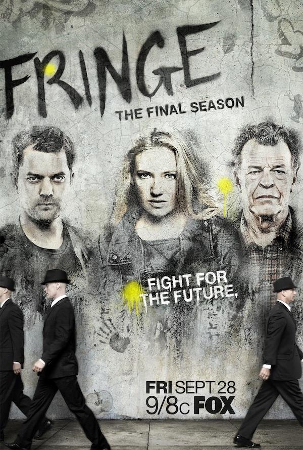 Fringe (Serie de TV) 5 temporasa DVDFULL