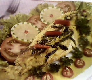 resep gulai ikan bumbu kuning