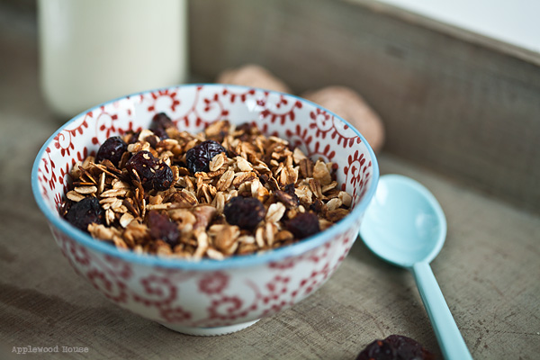 Granola Applewood House