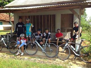 Biking tour in Way Jepara