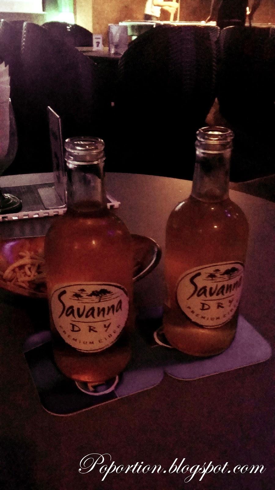 savanna apple cider