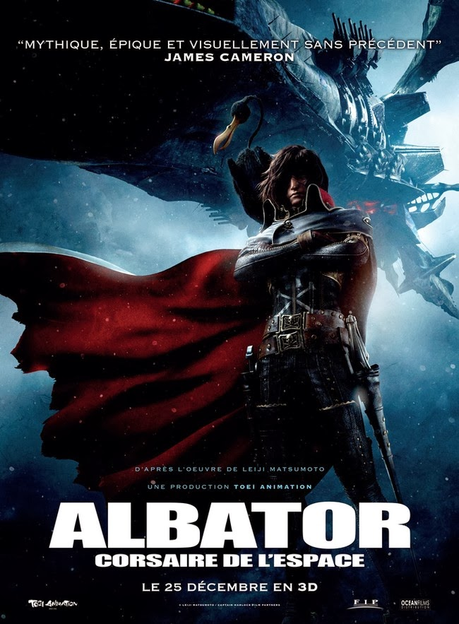 Albator le corsaire de l'espace (2013)