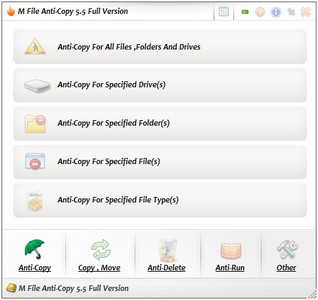 M File Anti-Copy 5.5 Full Keygen+Serial Number