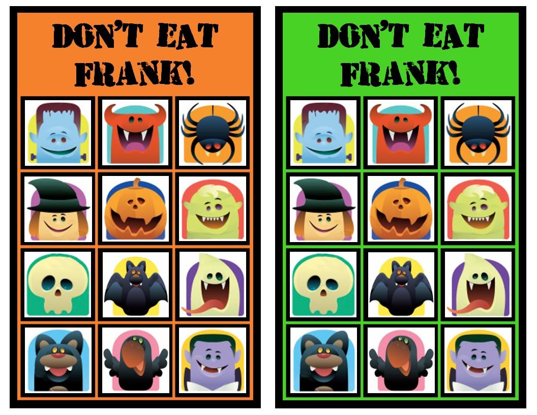 Prepared NOT Scared!: Halloween Posts!