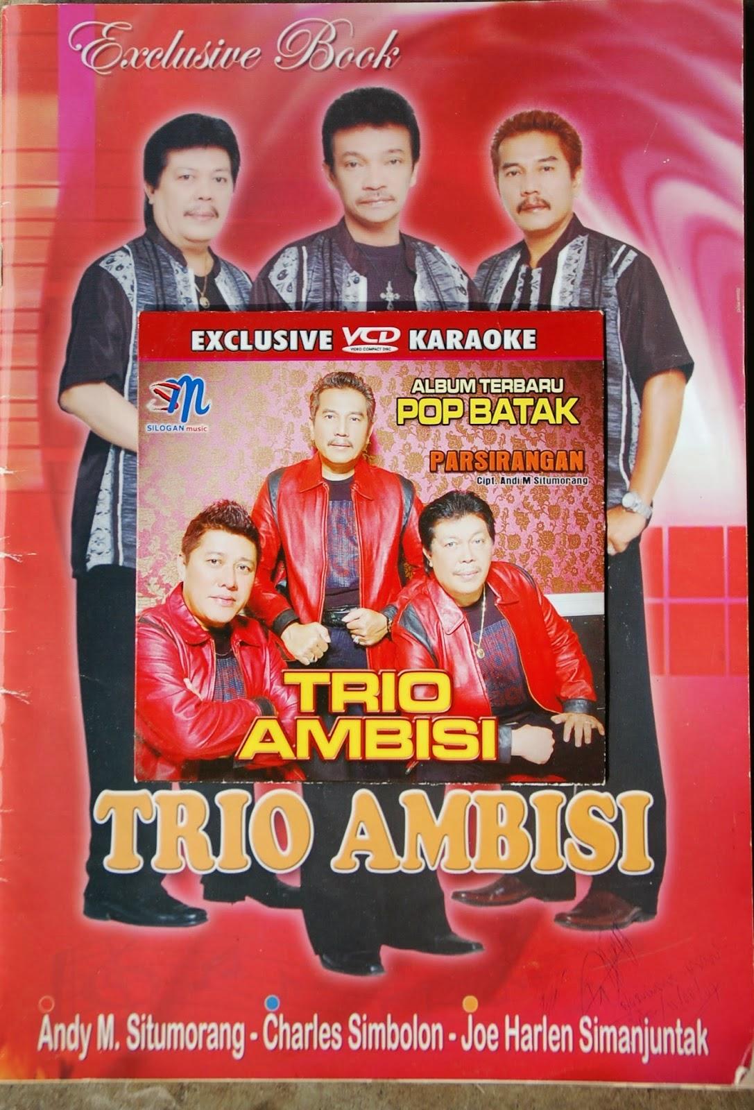 Menyimak Perjalanan 29 Tahun Trio Ambisi