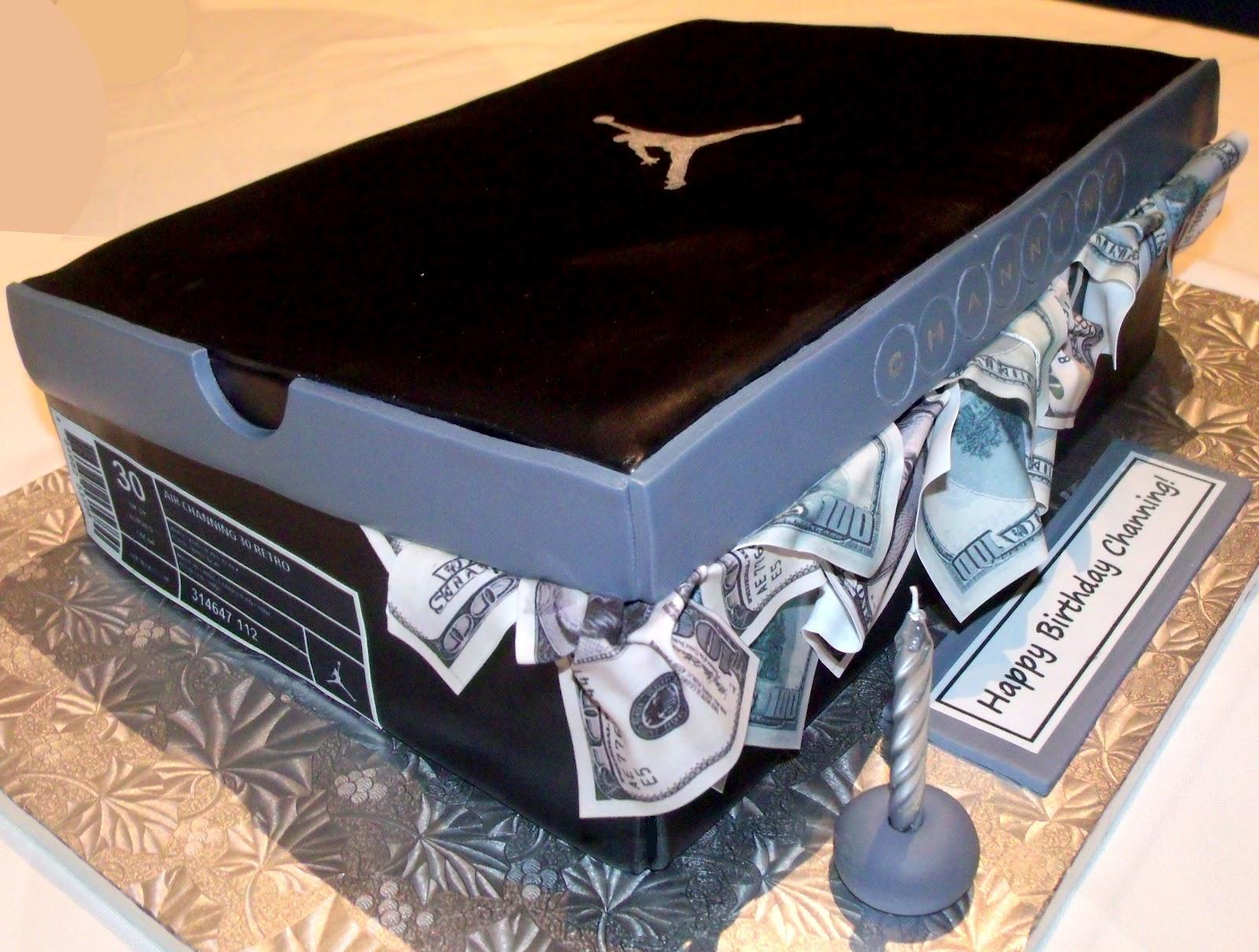 air jordan shoe box