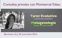Próxima visita de Montserrat Tubau a BARCELONA