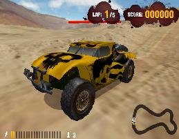 Öldüren Araba Yarışı