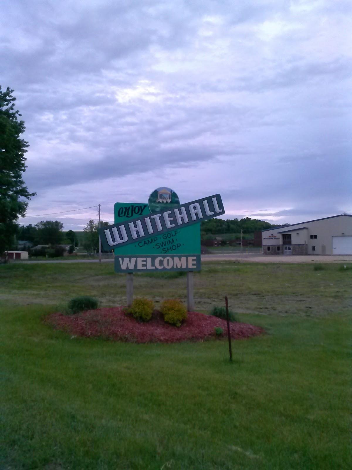 Crazy Travel Adventures: Whitehall, Wisconsin: Adventures of a City ...
