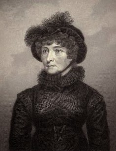 Hester Thrale Piozzi from Autobiography Letters and Literary Remains of Mrs Piozzi (Thrale) (1861)