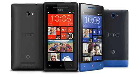 HTC Windows 8X and HTC Windows 8S