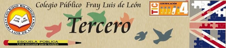 2014 - TERCER CURSO