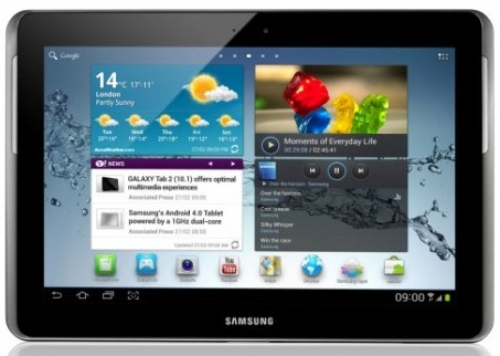 Samsung Galaxy Tab 2 10.1 P5100