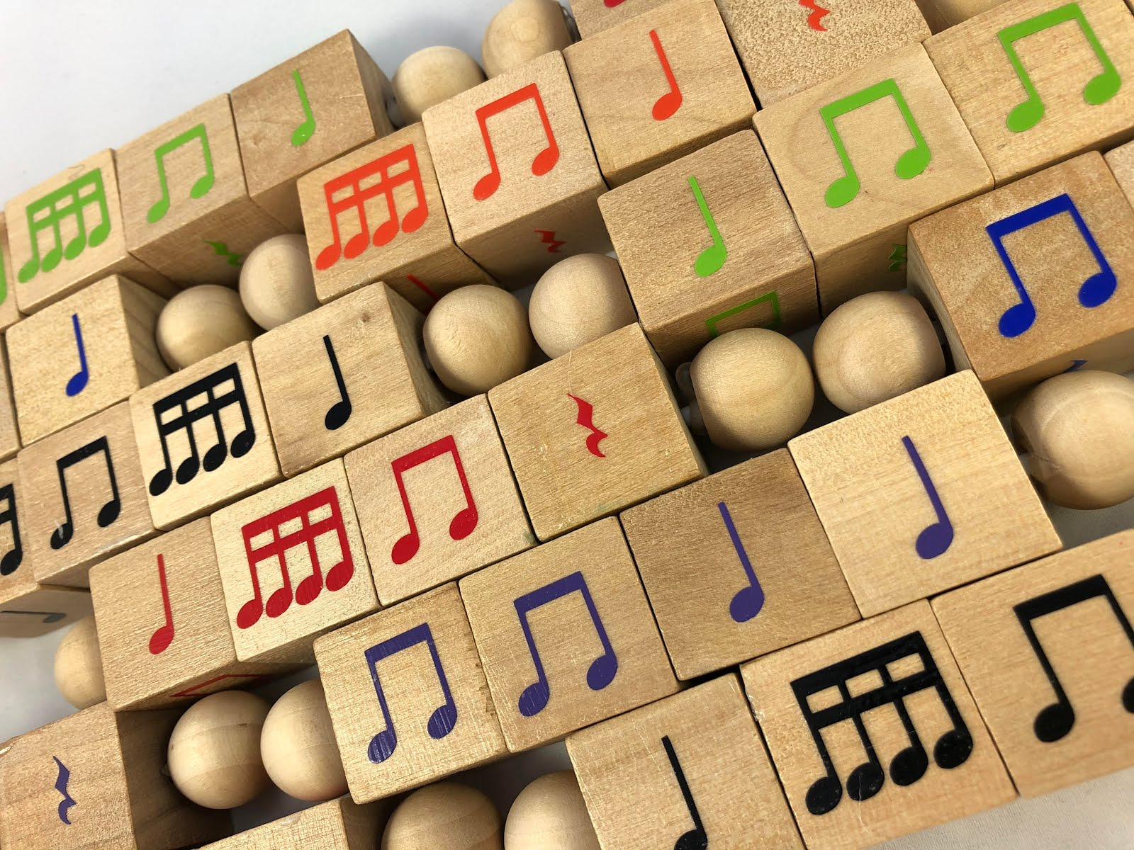 Get Rhythm Blocks for your class!