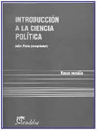 LIBROS LIMUSA: INTRODUCCIÓN A LA CIENCIA POLÍTICA Libro