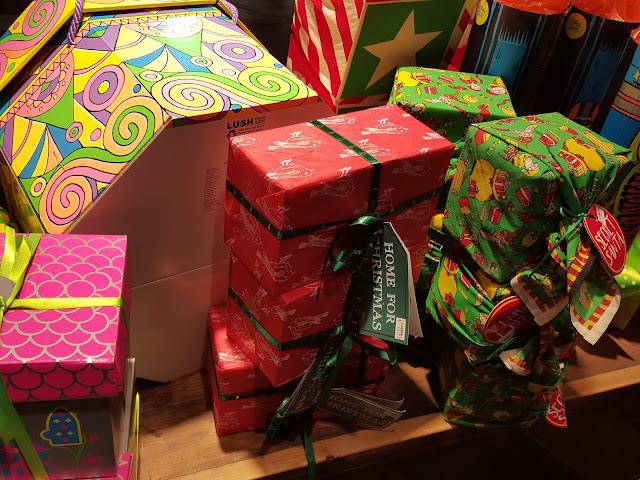 Lush Natale 2015