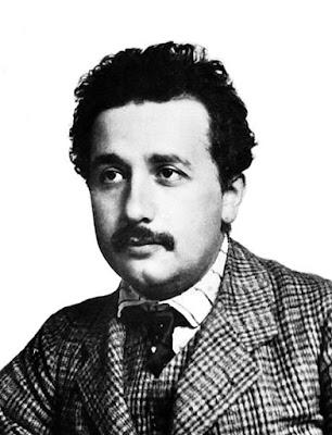 Albert Einstein Muda
