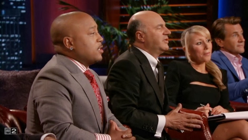 shark tank kevin and daymond decision