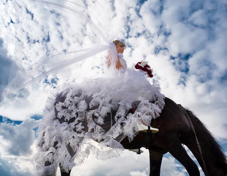 Meninė vestuvių nuotrauka