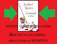http://megustaloslibros.blogspot.com.es/2014/10/sorteo-cuentaselo-otra.html