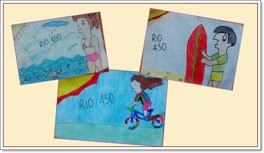 Publicação do meu trabalho no Rioeduca.net