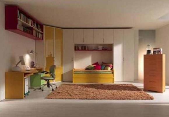 C mo tener armarios empotrados en el dormitorio decorar for Muebles empotrados para dormitorios