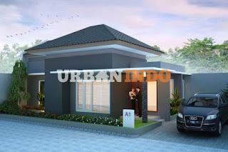 Gambar Desain Rumah Minimalis Modern Terbaru Yang Bagus