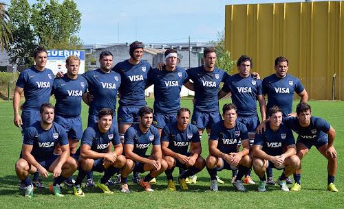 Formación de Argentina XV