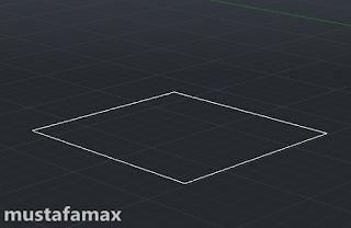 العنصر rectangle