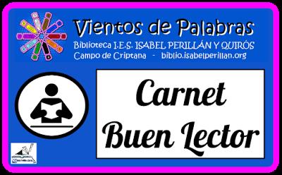 Carnet Buen Lector