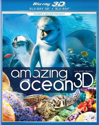 Filme Poster Amazing Ocean BDRip XviD Dual Audio & RMVB Dublado