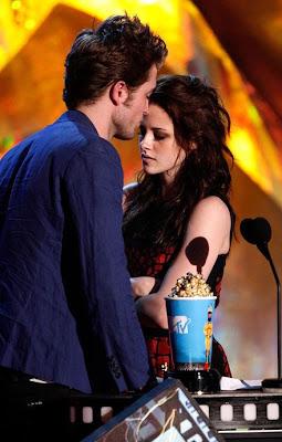 Rob Pattinson y Kristen Stewart pareja 1