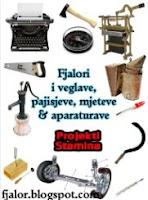 Fjalori i veglave, pajisjeve, mjeteve & aparaturave