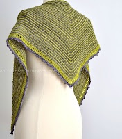 Katriel shawl