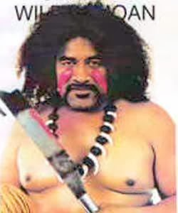 Why Angry Samoans - Sika Wild Samoan