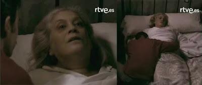 Final del personaje de Terele Pávez en 'Cuéntame'. Muertes en series españolas.