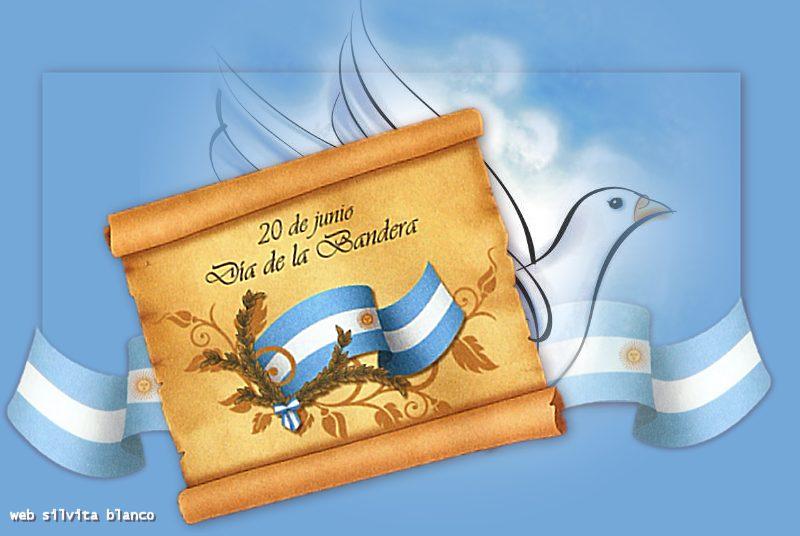 200 A  Os Tiene Nuestra Bandera Argentina