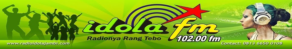STREAMING RADIO JAMBI | STREAMING RADIO IDOLA FM JAMBI | STREAMING RADIO DANGDUT JAMBI