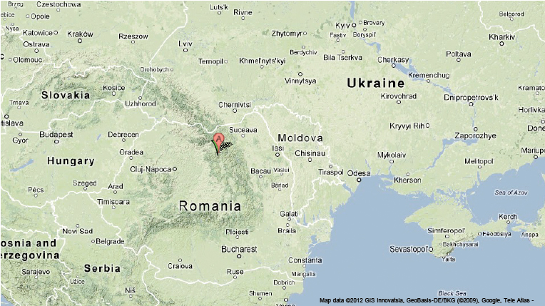 Carpathian Mountains On World Map.Sciency Thoughts New Species Of Bush Cricket From The Eastern