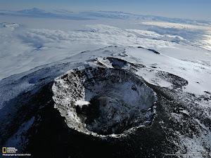 Cráter volcanico