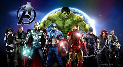 New Avengers Game
