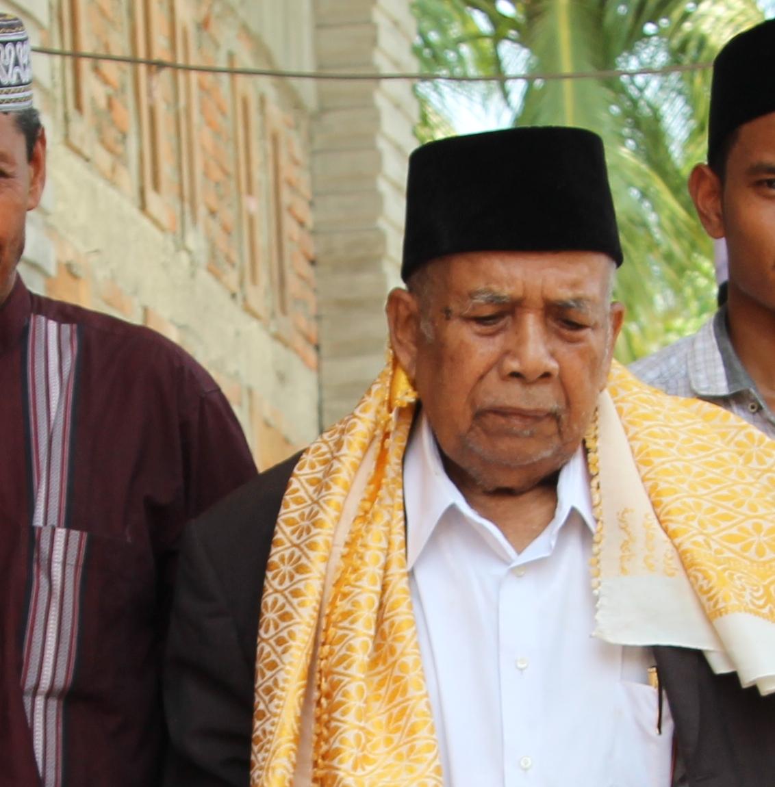 Pendiri Dayah Babussalam