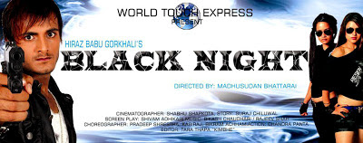 Poster of Black Night Movie