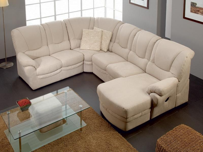 easy sofa for small living room Makes