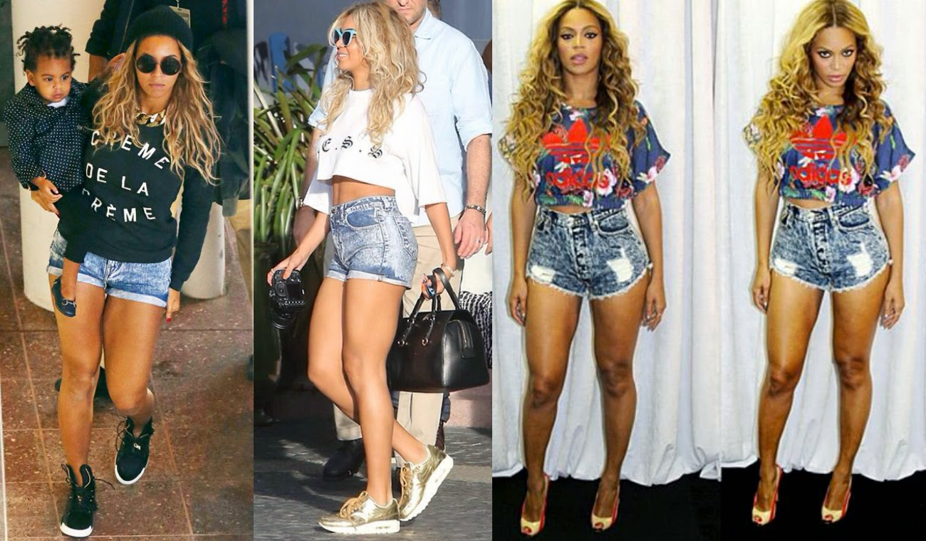 Beyonce Fashion Style 2014 The Image