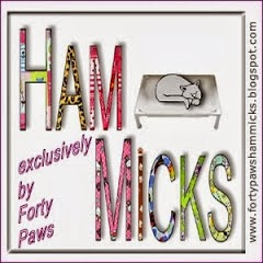 Everycat should have one of the Forty Paws Ham-Micks!s