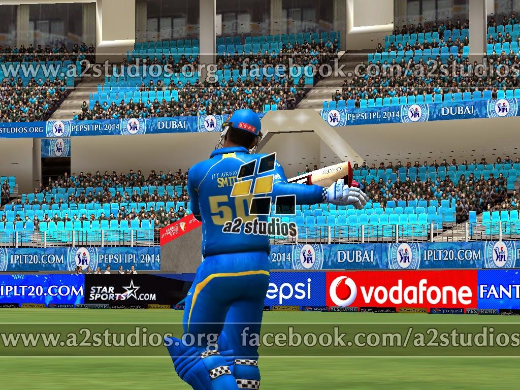 Ashes Cricket 2009 IPL 4 Mega Patch: Free Download