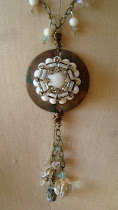 Rare antique button pendants my new collection