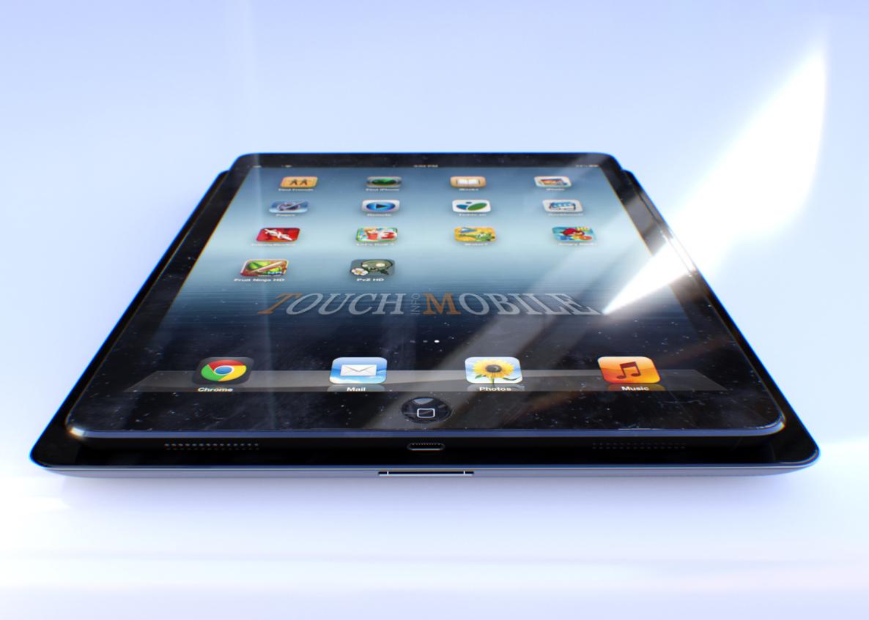 Imágenes del iPad 5
